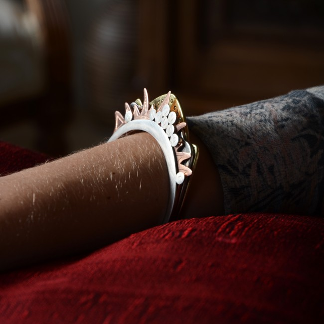 4 éléments bracelets