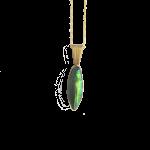 Packshot Scarabée vert perlé