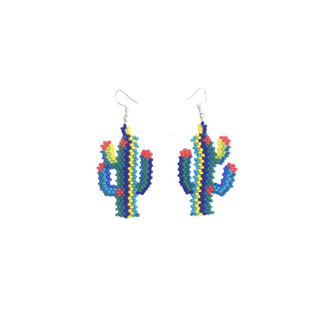 Boucles d'oreille Cactus