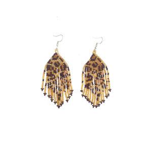 Boucles d'oreille jaguar